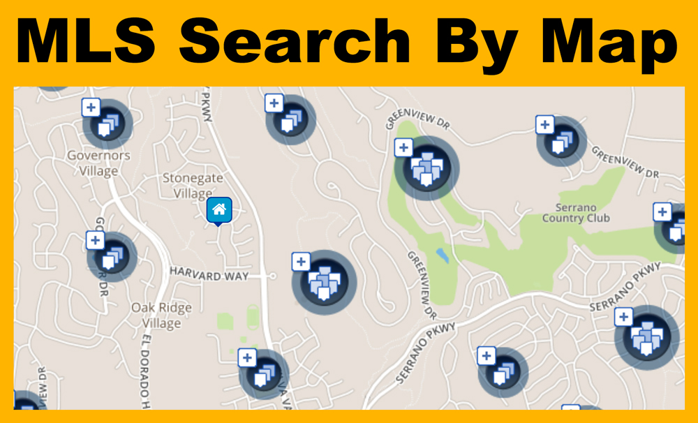 MLS-Metrolist-Search-By-Map-El-Dorado-Hills-Folsom-Cameron-Park-Placerville-Camino-Pollock-Pines-Portal